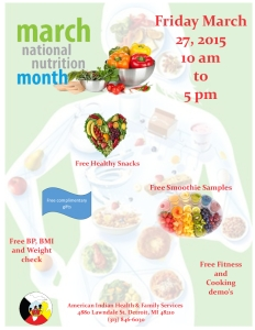 3-27-15 MARCH Nutrition month event flyer