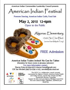 Algonac American Indian Festival