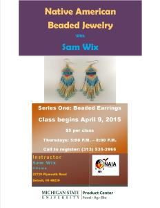 sam wix jewelry class