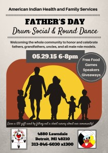 Drum social and round dance