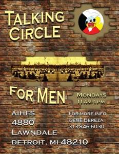 Talking Circle for Men