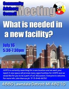 7-16-15 Community Advisory Council