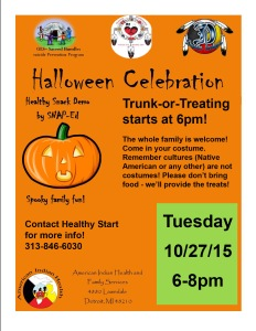 10-27-15 Halloween trunk or treat