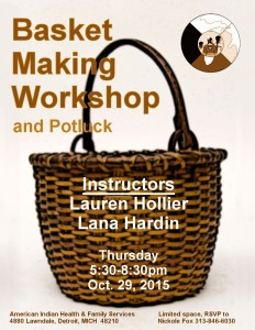 10-29-15 basket making workshop