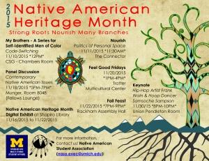 Ann Arbor heritage month activities