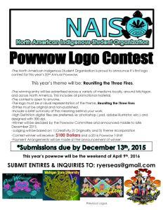 MSU powwow logo contest