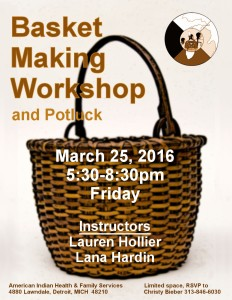 3-25-16 basket making workshop