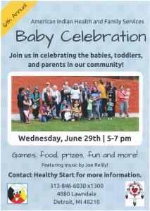 6-29-16 baby celebration