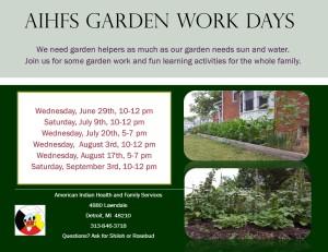 aihfs garden work days 2016