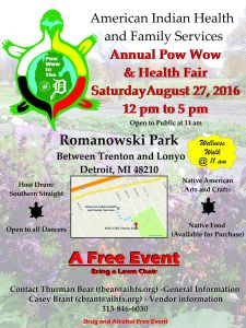 pow wow flyer 2016