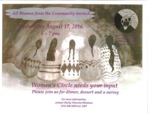 womens circle survey