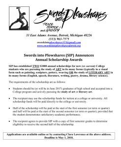 swords-scholarship-information-flyer