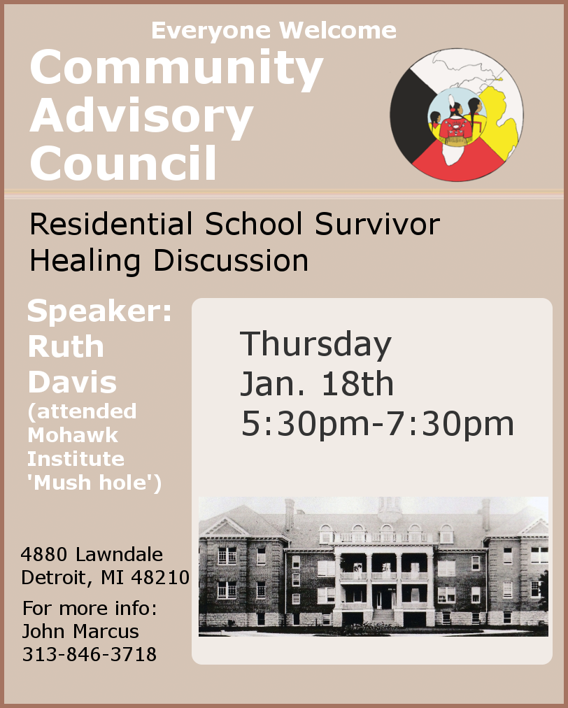 Aihfs community announcements children and youths to euro christian standards we will have guest speaker ruth davis who went to the mohawk institute aka mush hole in ontario aiddatafo Image collections